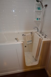 Bathroom Remodeling Made Easy: Walk-in Tubs-DSC_0172-198x300