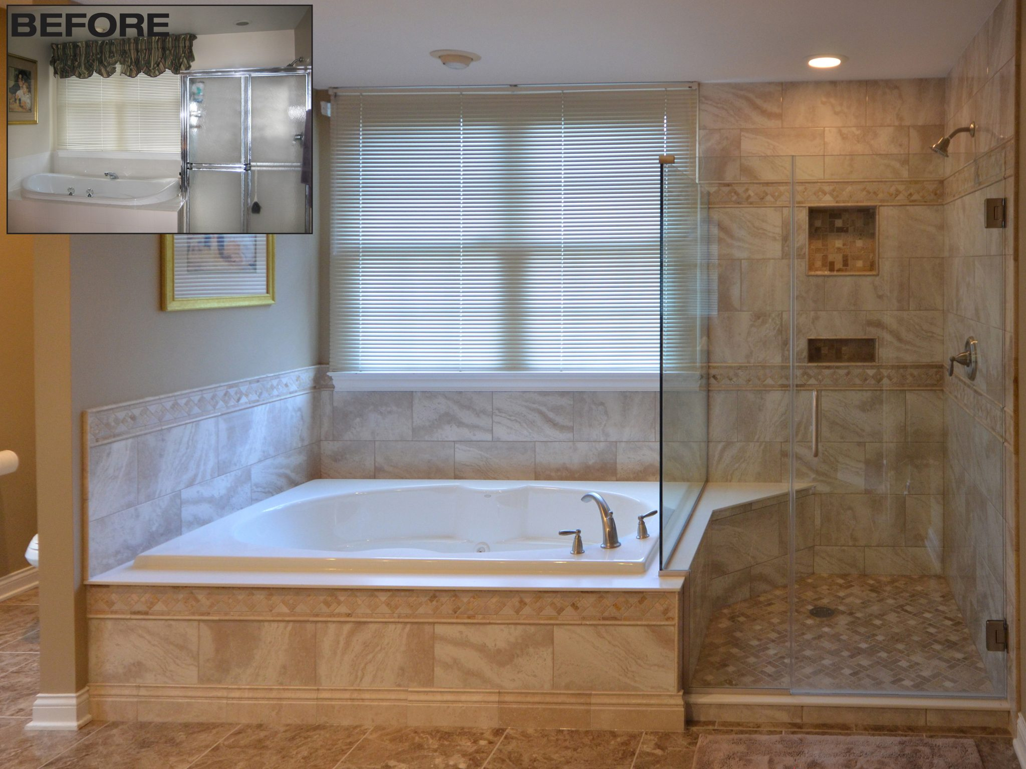 Shower design trends what s hot luxury bathroom for D i y bathroom renovations