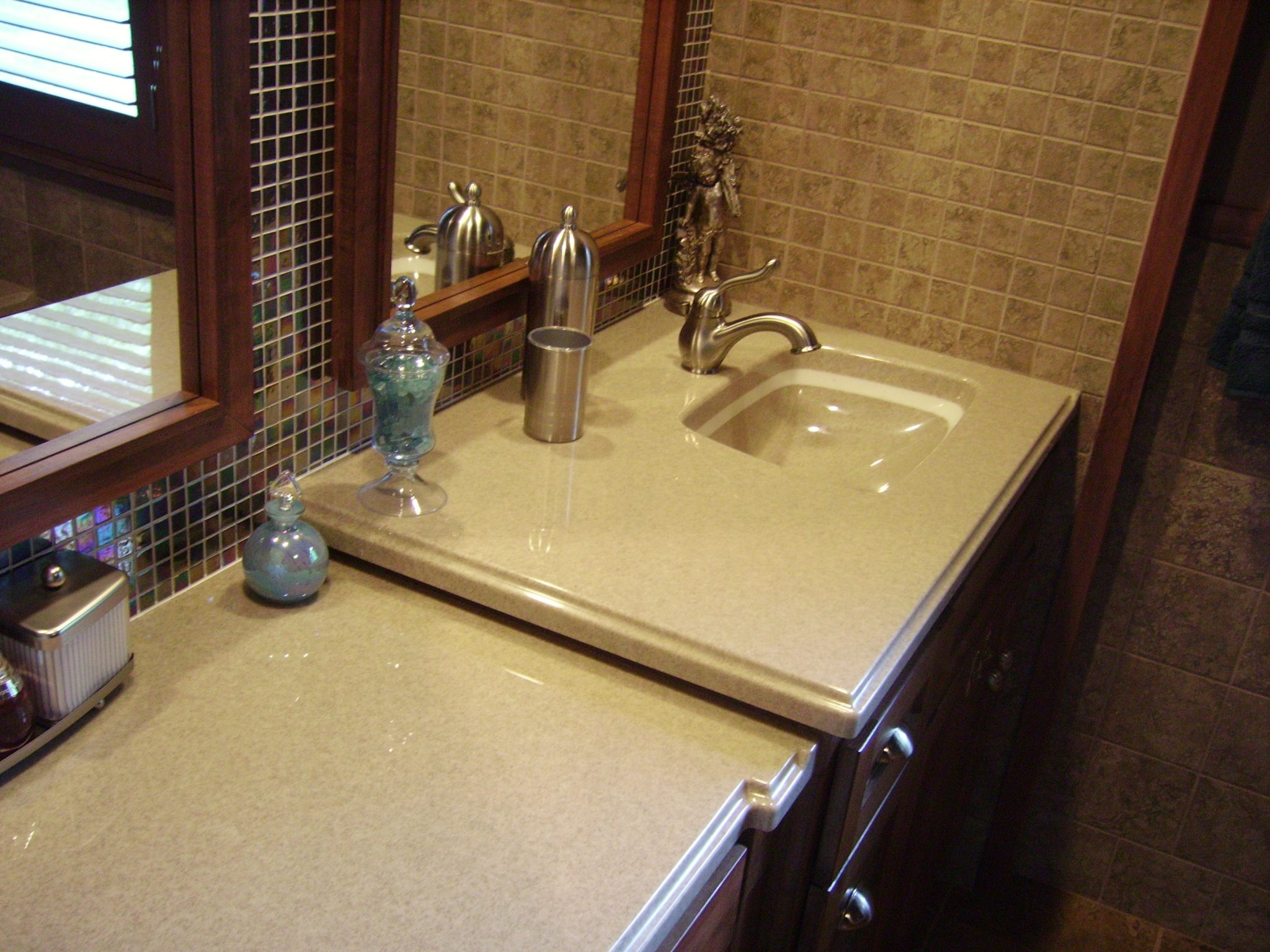 Bathroom remodeling building a better bathroom with the for Onyx bathroom design