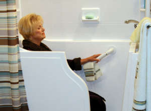Preventing Senior Falls in the Bathroom With Walk-in Tubs-walk-in-tub-300x222