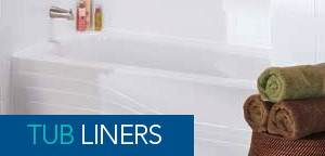 New Bathroom Remodeling Technology: Highly Durable Acrylic Liners-tubliners