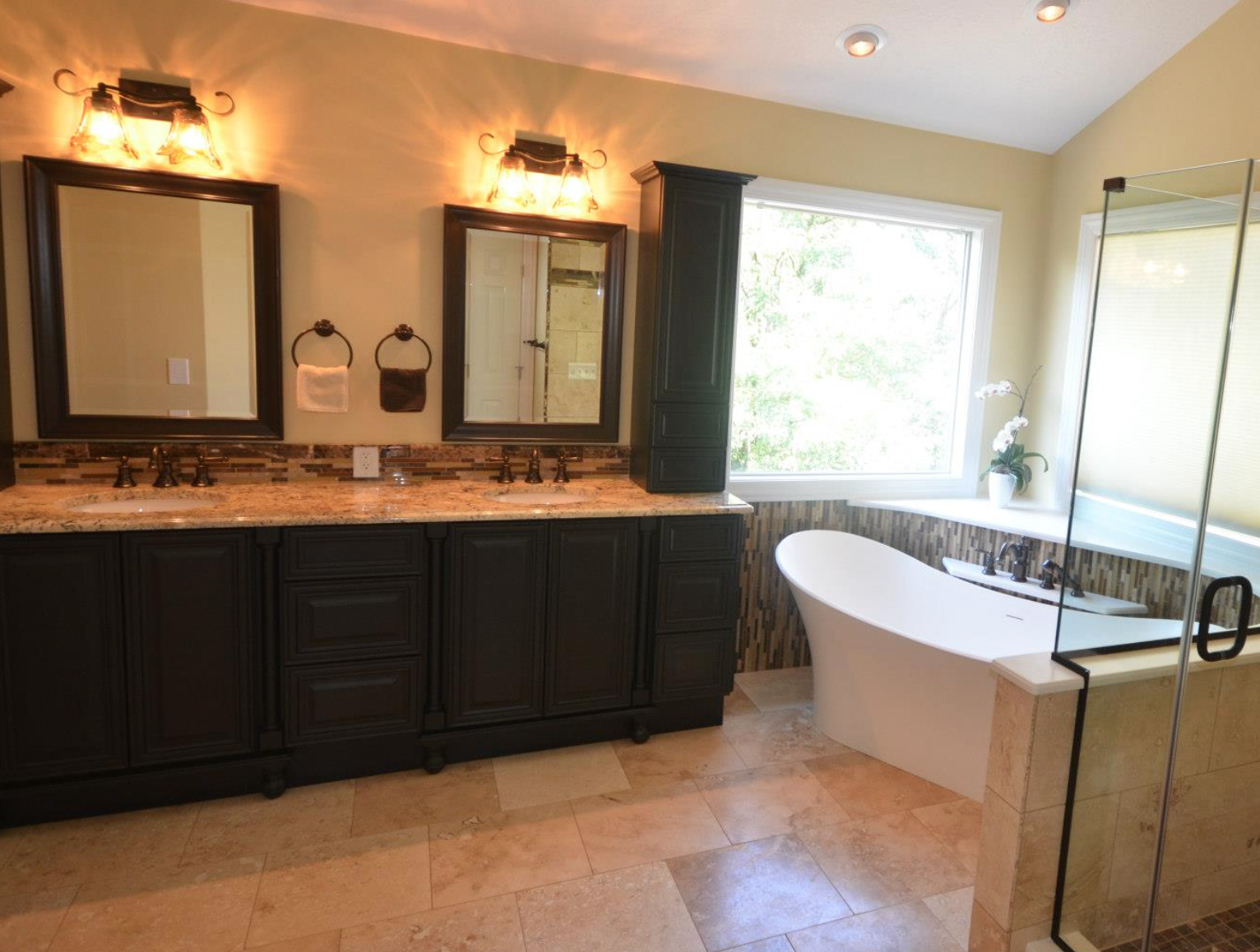 Think Outside The Box When Tackling Bathroom Design Luxury - Bathroom remodel in a box