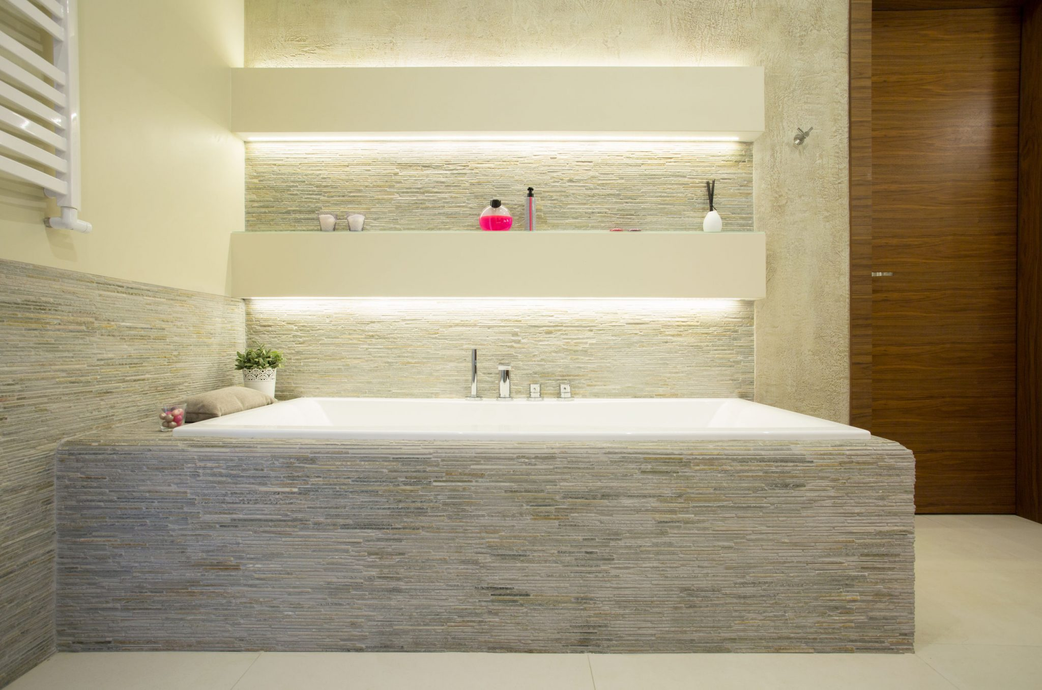 Choose Bathroom Tile According To Placement And Usage - Luxury ...