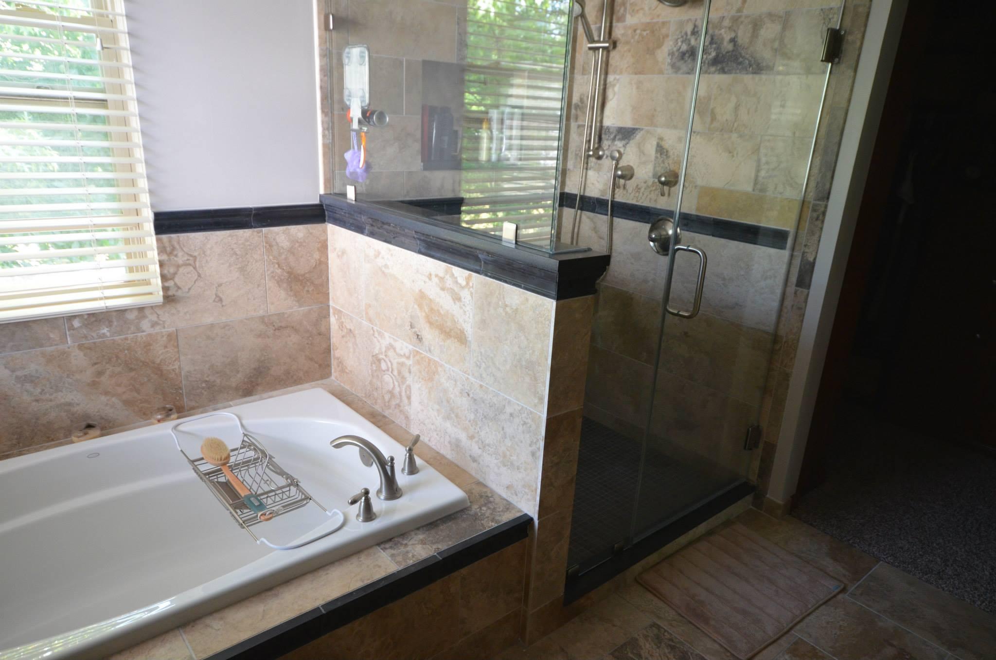 Tips To Create Fabulous Granite Bathroom Transformations Luxury - Bathroom transformations