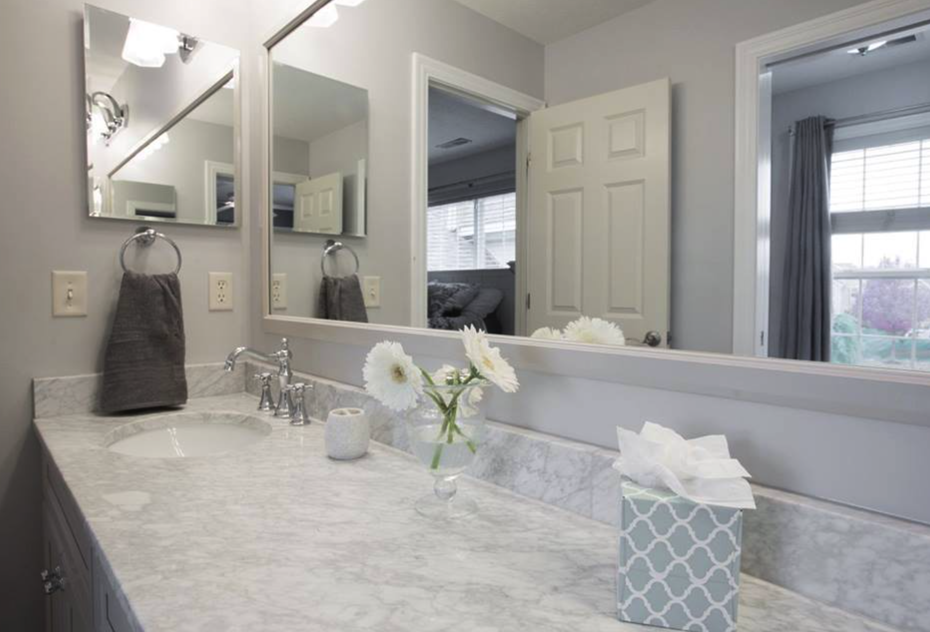 Beautiful Bathroom Remodel This Spring