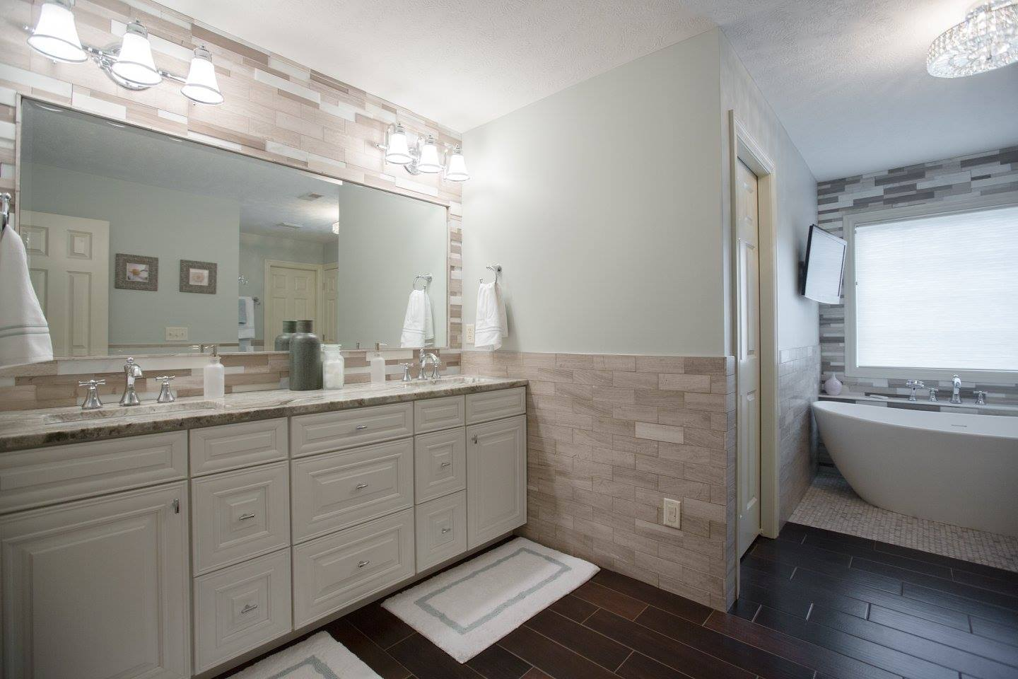 Bathroom Wall Systems Archives - Luxury Bathroom Remodeling - One ...