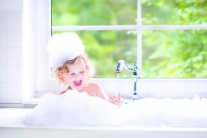 Fun Bath Time Games To Help Your Children Learn-shutterstock_192392543-300x200