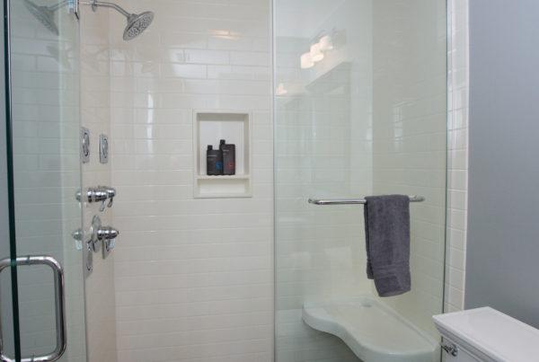 1 day bathroom remodel