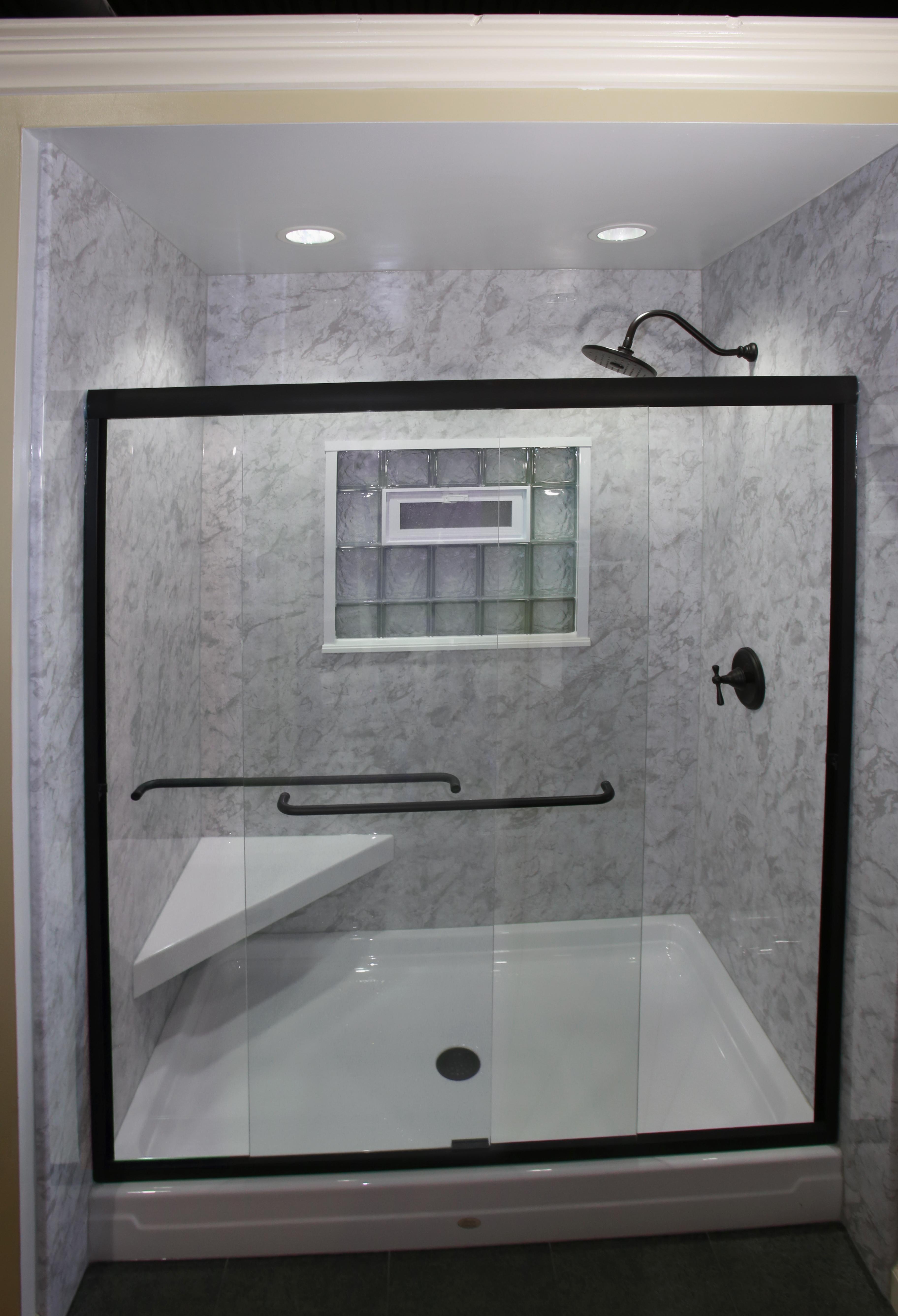 safe shower