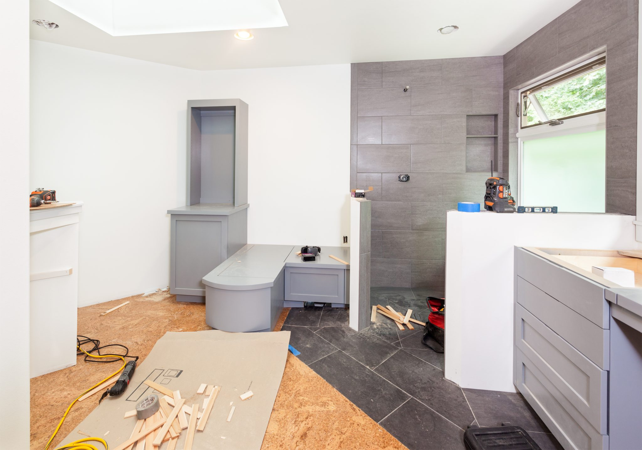tips for remodeling the basement bathroom luxury