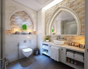 Adding Value to your bathroom