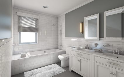 What Are the Benefits of a One-Day Bathroom Remodel?-shutterstock_338336864-e1516992736159