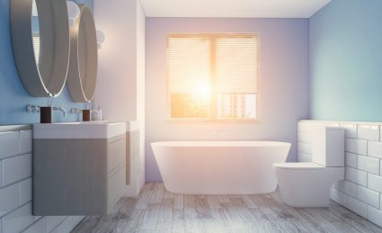 Spring Clean with a One-Day Remodel from Luxury Bath-shutterstock_770039728-e1517322691793