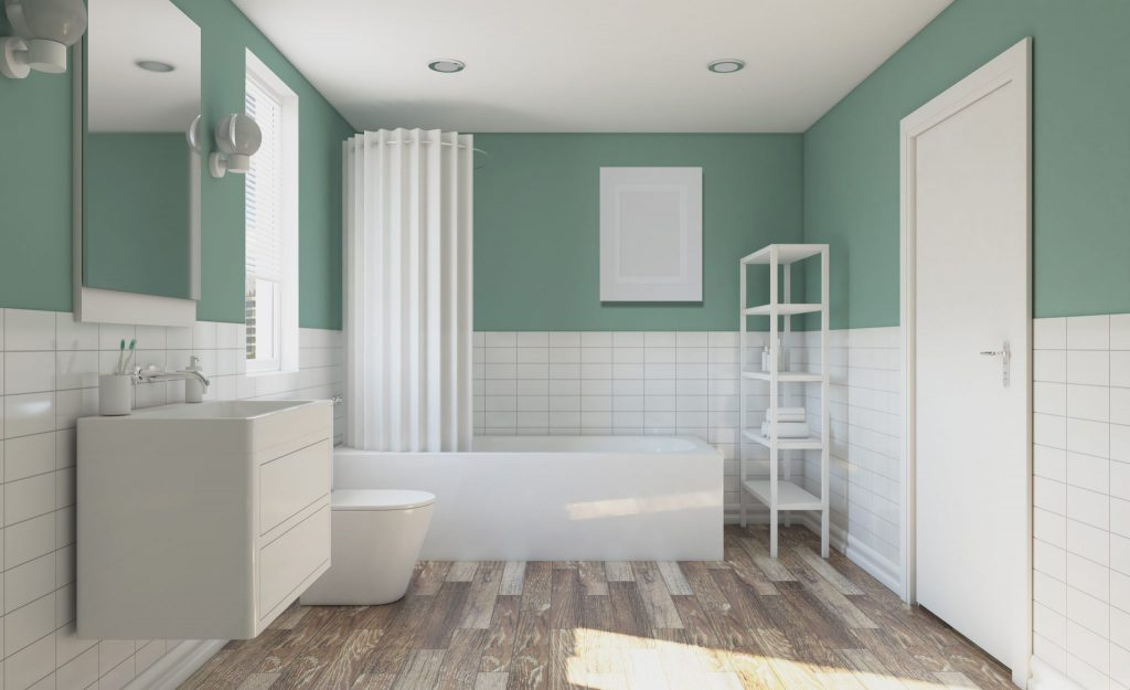 Best Paints and Colors For Your Bathroom-shutterstock_763289122-1024x625